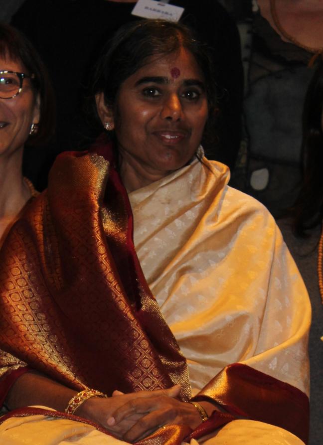 Mother Meera in Rome
